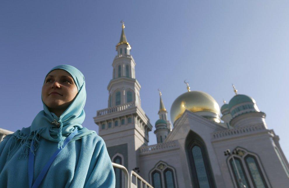 inaugurata la Moschea più grande d'Europa