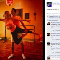 Romantico Djokovic, foto-dedica per i 10 anni insieme a Jelena