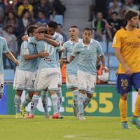 Spagna: il Barcellona crolla a Vigo, Celta in vetta con il Real