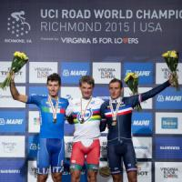 Ciclismo, Mondiali: impresa Malori, è argento nella crono