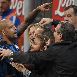 Serie A: quinta vittoria dell'Inter, il Frosinone ferma la Juve. Roma ko, Napoli solo pari
