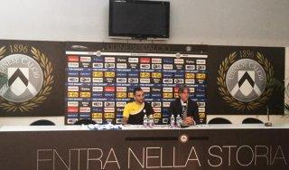 """Udinese, Lodi: """"La piazza ideale per rilanciarmi"""". Domizzi: """"Non diamo giudizi sul tecnico"""""""