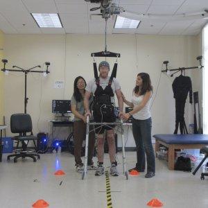 Il paraplegico che tornò a camminare. La speranza per il futuro