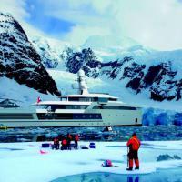 SeaXplorer, lo yacht di lusso che rompe anche il ghiaccio