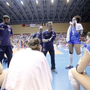 """Volley, Europei donne; Bonitta senza freni: """"Mentalità giusta, possiamo vincedre"""""""
