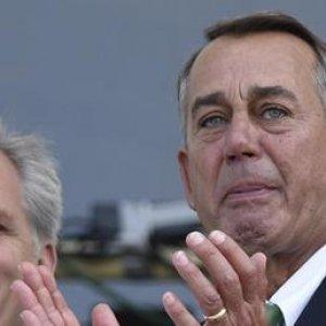 Usa, lo speaker repubblicano della Camera John Boehner si dimette a fine ottobre