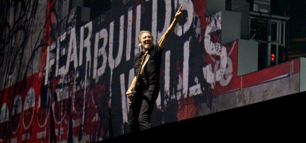 """""""The Wall"""", il muro di Roger Waters metafora di tutte le guerre"""