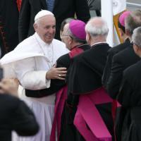 Papa Francesco a Philadelphia: