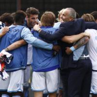 Lazio, Pioli: 'Finalmente siamo tornati a essere squadra'