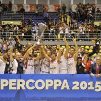Basket, la Supercoppa è di Reggio Emilia. Milano si arrende in finale
