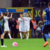 Inter-Fiorentina 1-4: i viola sbancano San Siro e agganciano la vetta
