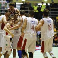 Basket, rivincita Reggio Emilia: