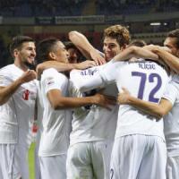Fiorentina,  con Paulo Sousa e Kalinic si sente grande