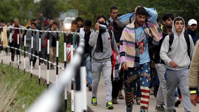 L'Europa e l'emergenza profughi: le inchieste del gruppo Lena