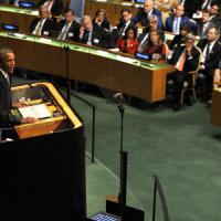 Onu, Obama: 'Assad brutalizza popolo, serve leader'. Putin 'Un errore non cooperare con Damasco'