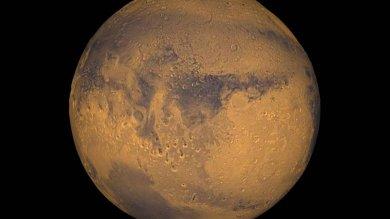 """Nasa: su Marte fiumi di acqua salata   foto   Lo scopritore: """"Ancora molti misteri"""""""