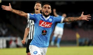 Napoli, sollievo per Insigne: potrebbe farcela per il Milan