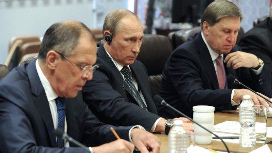 Siria, prove d'intesa Obama-Putin, ma su Assad restano lontani