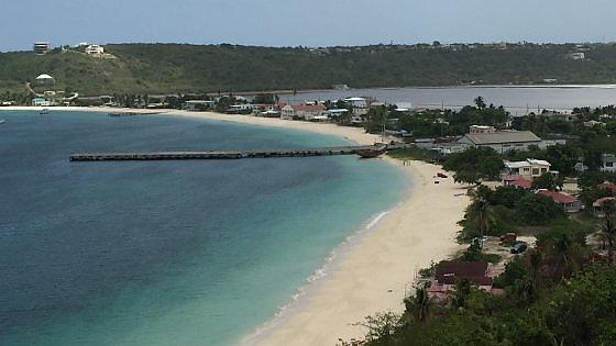 Anguilla. La tranquillità avvolta nel blu