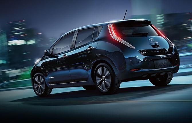Da Nissan un clacson per le auto elettriche