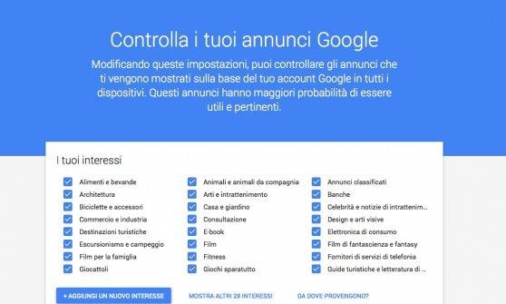 Google & co., privacy addio: anche Big G apre all'uso delle email per la pubblicità