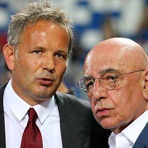 Milan, Galliani prova a dare la scossa: visita alla squadra e pranzo con Mihajlovic