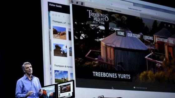 Apple, arriva OS X El Capitan: da domani in aggiornamento gratuito