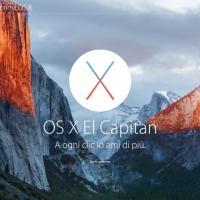 Apple: ecco El Capitan, le novità del nuovo Mac Os X
