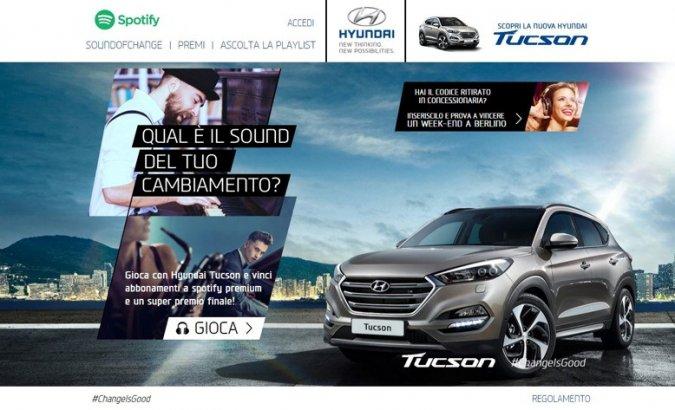 #ChangeIsGood: il cambiamento di Hyundai passa dal web