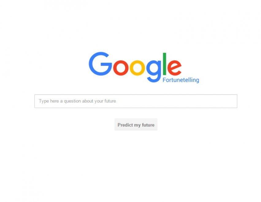 """""""Sono Google, ti predico il futuro"""". Via al gioco per aiutare i rifugiati"""