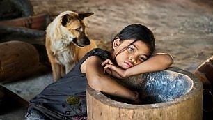 """Steve McCurry: """"Le mie foto per raccontare il mondo"""""""