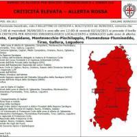 Allerta meteo per ciclone, in Sardegna il codice diventa rosso