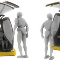 In Giappone si testa il taxi senza tassista