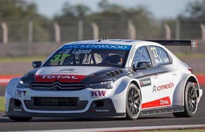 Citroën festeggia la conquista del secondo titolo Wtcc