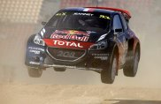 Mondiale Rallycross: verso Istanbul le due Peugeot 208 WRX