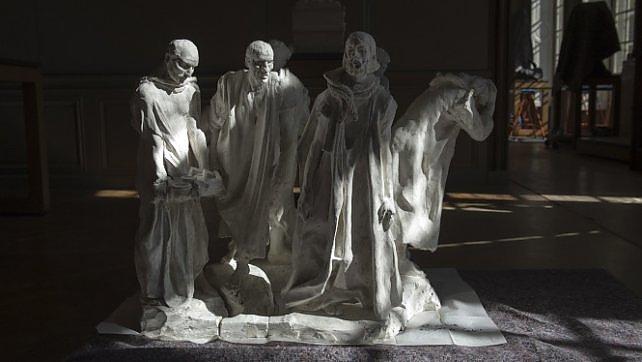 Foto . Riapre il Museo Rodin