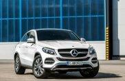 Mercedes GLE Coupé, il Suv che va di fretta