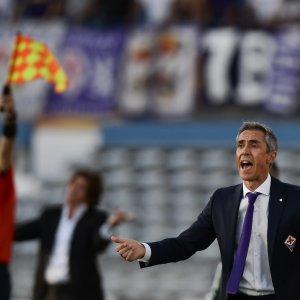 """Fiorentina, Sousa: """"Momento molto positivo"""". E Rossi lo ringrazia"""
