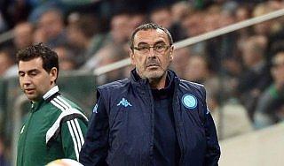 """Napoli, Sarri: """"Bravi e determinati, potevamo chiuderla anche prima"""""""