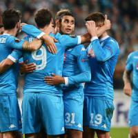 Legia-Napoli 0-2: prima vittoria esterna, decidono Mertens e Higuain