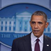 """Strage in Oregon, Obama: """"Dobbiamo cambiare le leggi sulla vendita delle armi"""""""
