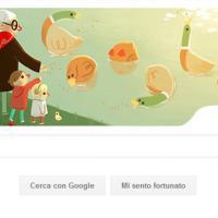 Festa dei nonni, il doodle di Google