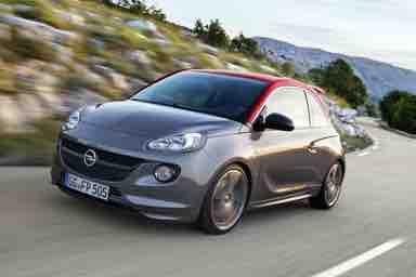 Opel Adam S vince il premio autonis per il Design