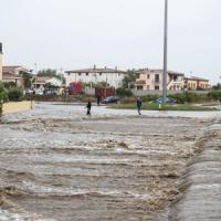 Maltempo: piove su tutta l'Italia. Allerta in Liguria e Piemonte, migliora in Sardegna