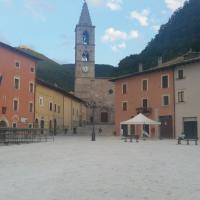Da Norcia a Rieti tra San Benedetto e Battisti