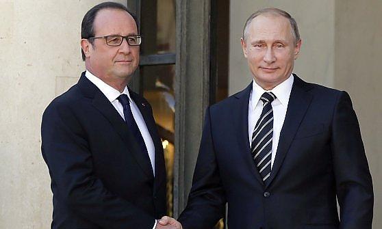 """Siria, Obama: """"Non riabilitare Assad. Visione di Putin un disastro"""". Primi raid russi contro Is"""