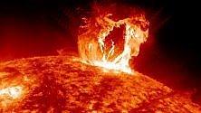 Sole, possibili eruzioni e tempeste magnetiche