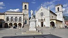 Da Norcia a Rieti    foto    il cammino dei Santi