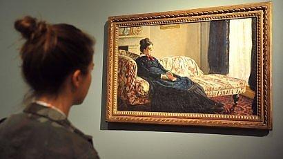 Dal Museo d'Orsay al Gam Monet risplende su Torino