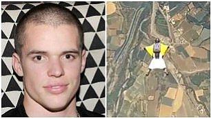 Muore un altro uomo volante Addio Johnny, aveva 23 anni    Ft  4 giorni fa lo schianto di Erik